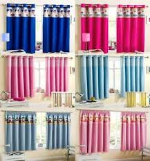Image Is Loading CHILDRENS BEDROOM CURTAINS Pink Blue Yellow Beige Gingham