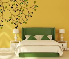 On The Wall Painting Wall Painting Designs For Bedroom Home Design Ideas