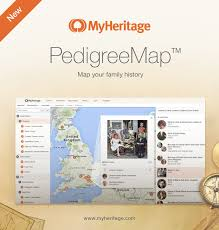 Myheritage Launches Online Family History Map Business Wire