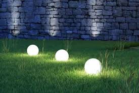 decorative solar lighting. Solar Globe Lights Decorative Lighting H