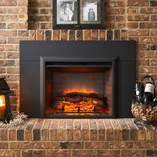 Ashley Signature Design Roddinton Transitional Extra Large TV Large Electric Fireplace Insert