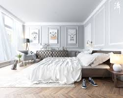 Scandinavian Bedroom Design Scandinavian Bedroom Decor Ideas With Perfect And White Color