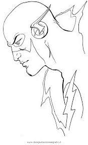 Disegno Flash43 Personaggio Cartone Animato Da Colorare
