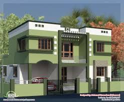 tamilnadu style minimalist 2135 sq feet house design kerala