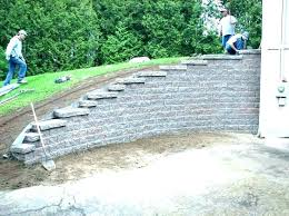 cinder block wall ideas concrete block wall designs how to build a cinder block retaining wall ideas cover concrete best on blocks design cozy concrete