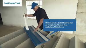 Als untergrund für fußbödenbeläge sind estriche essentiell für die. Schock Tronsole Typ F Trittschallschutz Fur Treppen