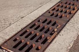 indoor outdoor channel drain