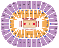 Smoothie King Arena Seating Chart Smoothie King Center Arena Seating Chart Rows Seat