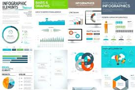 Infographic Template Template Design With Circle Illustration