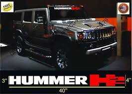 smarf kr windshield decal sticker h1 h2