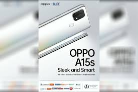 Oppo A15s Leaked Promotional Poster ...