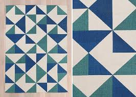 simple rug patterns. Geometric Triangle Rug Simple Patterns