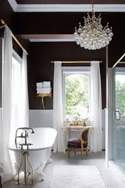 Best  Bathroom Chandelier Ideas On Pinterest - Modern bathroom chandeliers