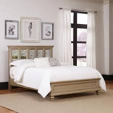 home styles bedroom furniture. Home Styles Visions Silver Gold Champagne Queen Bed Frame Bedroom Furniture
