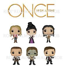 funko pop disney once upon a time complete 6 vinyl figue set pre order