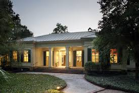 Classic Revival   Traditional   Exterior   by Our Town PlansOur Town Plans Architects  amp  Building Designers  Classic Revival traditional exterior
