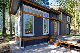 tiny house community. Finally, Tiny Houses Are Finding Homes, Neighborhoods That Welcome Them. A 1940s Campground On Lake Whatcom Is Sprouting Homes As New Development, House Community T