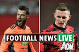 Man Utd to SELL De Gea or Henderson, Chelsea 26m Sule talks, Kane to PSG link  Liverpool, Man City and Arsenal updates