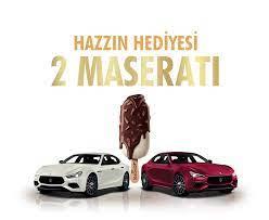Magnum Maserati Çekilişi