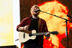 Ed Sheerans Big League Tryout Set For U S Bank Stadium On