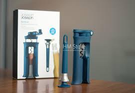 Набор для открывания бутылок joseph joseph barwise bottle opener gift set 2 предмета
