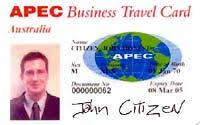 Applying For An Apec Card Austcham Singapore