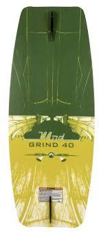 Mod 40 Grind Liquid Force Wakeskate