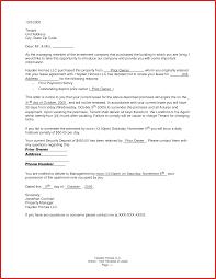 Unique Free Lease Template Resume Pdf
