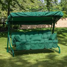 garden bench and seat pads swing furniture