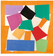 london henri matisse the cut outs at the tate modern through henri matisse the snail 1953 via the tate