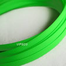 online buy whole green wire loom from green wire loom 3meter braided cable 8 15mm wiring harness loom protection sleeving green for diy