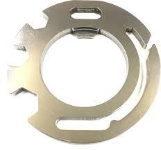 <b>Мультитул Munkees</b> Stainless Round Tools, в форме круга, цвет ...