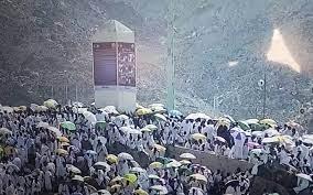 من جبل عرفات.. «بعثة القرعة» توضح خطة نفرة الحجاج إلى المزدلفة (فيديو) -  جريدة المال