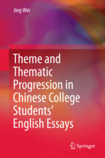 theme and thematic progression in chinese college students  theme and thematic progression in chinese college students english essays