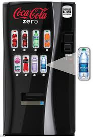 How To Rob A Soda Vending Machine Adorable Soda Companies Launch New Vending Machines With Calorie Counts
