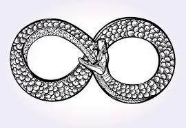 полный тату знак бесконечности что означает символ на запястье на
