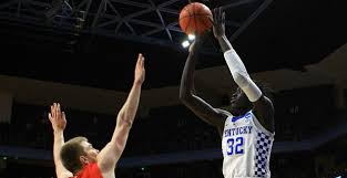 Wenyen Gabriel to play summer league with Kings