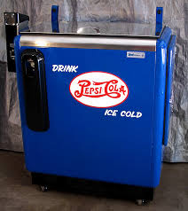 Old Pepsi Vending Machine For Sale Delectable Pepsi Cola Double Dot Ideal 48 Slider