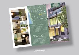 DL Brochure Design Serviced Apartment Girling Design Studios Impressive Apartment Brochure Design