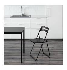 white chairs ikea nisse folding chair high. Contemporary White On White Chairs Ikea Nisse Folding Chair High