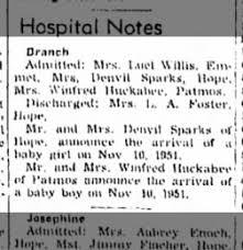 Hope Star from Hope, Arkansas on November 10, 1951 · Page 2