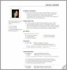 Attractive Resume Templates Free Download Word Resume Resume