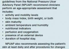 Comprehensive Skin Assessment Wound Care Advisor