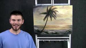 paint with kevin tropic breeze may 30 2016