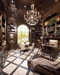 beautiful classic home office. Mediterranean Home Office Beautiful Classic