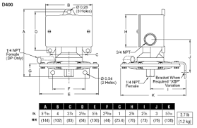 installation and maintenance instructions for d400 d700 a