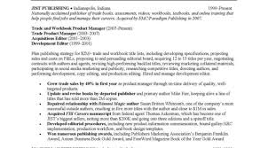 Editorial Resume Objective To Put On A Resume