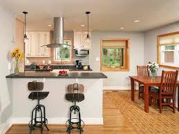 Brown Granite Kitchen Table Aluminium Rack Exhaust Fan White