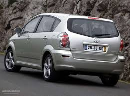 2007 Toyota Corolla verso – pictures, information and specs - Auto ...