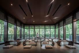 zen home furniture. Custom Wooden Furniture And Floor Pillows Inside The Modern Tea House Zen Home R